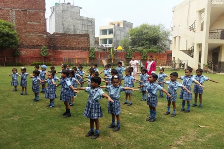 New Angel Public School-Kindergarten