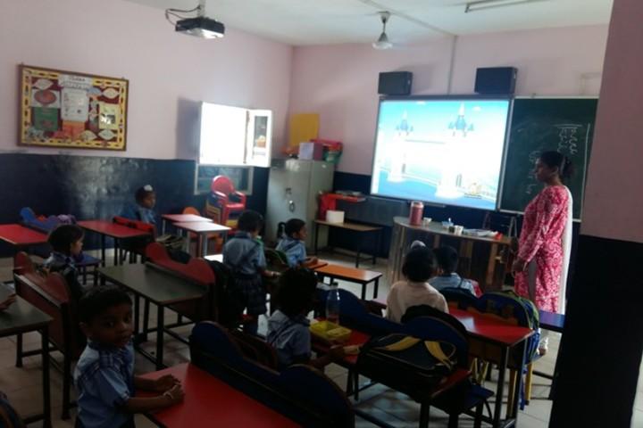 New Angel Public School-Smart Class