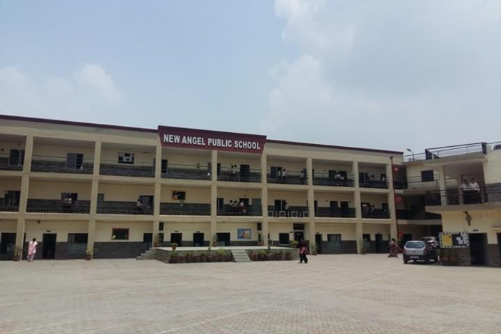 New Angel Public School-School Building