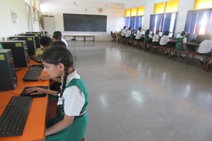 St Xaviers High School-Computer Lab