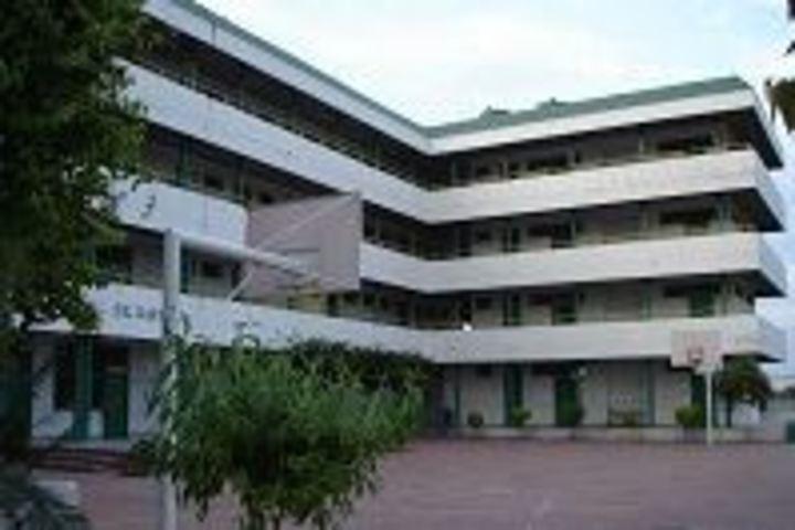 St Xaviers High School-Ground