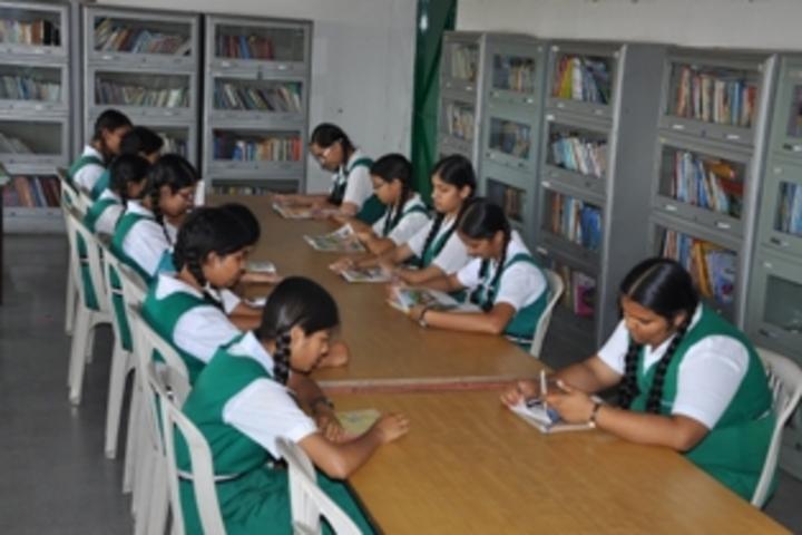 St Xaviers High School-Library
