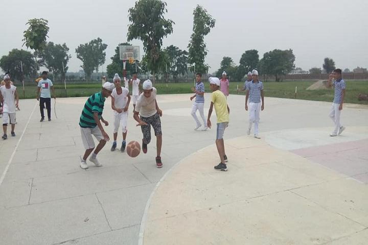 H R A International School-Sports