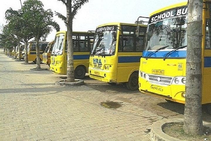 H R A International School-Transport