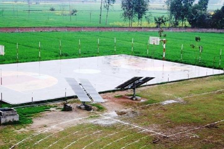 H R A International School-Play Ground