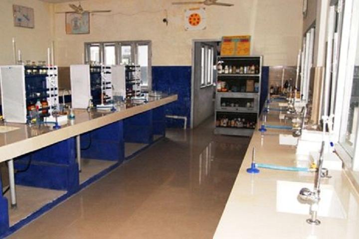 H R A International School-Chemistry Lab
