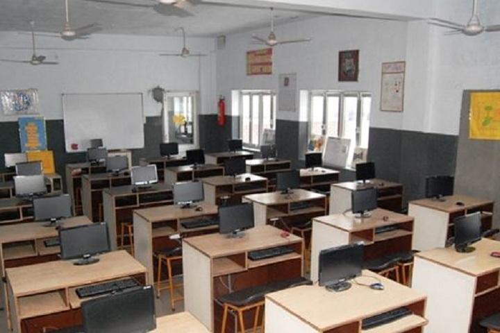 H R A International School-Computer Lab
