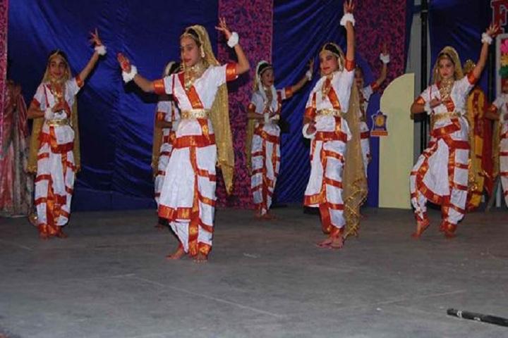 H R A International School-Dance