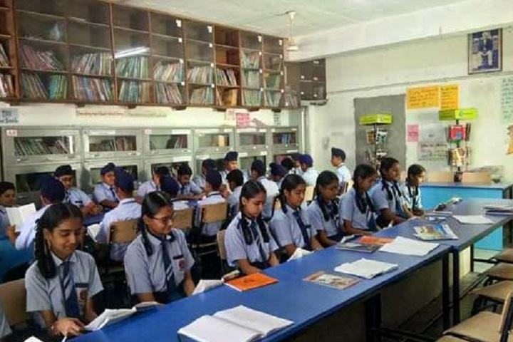 H R A International School-Library