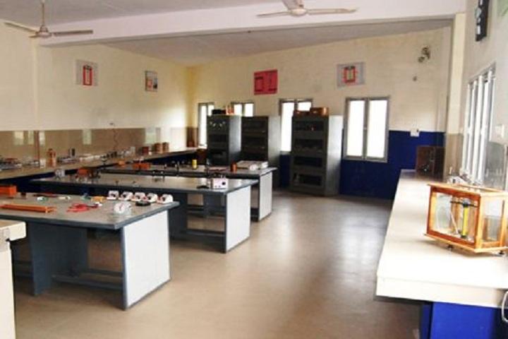 H R A International School-Physics Lab
