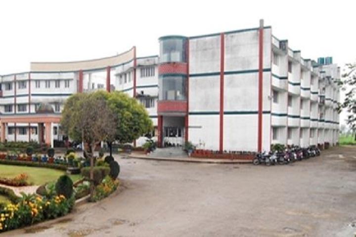H R A International School-Campus View