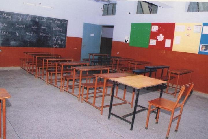 Sacred Heart Convent School-Classroom