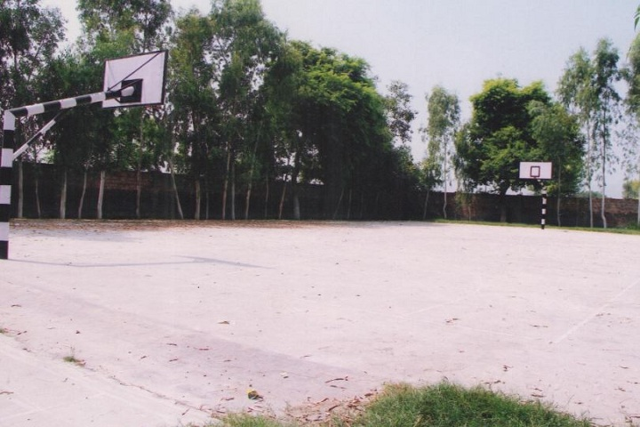 Sacred Heart Convent School-Play Ground