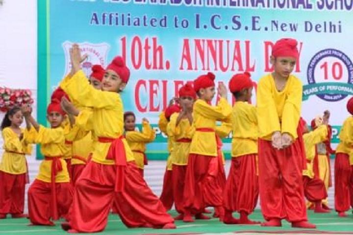 Guru Teg Bahadur International School-Annual day
