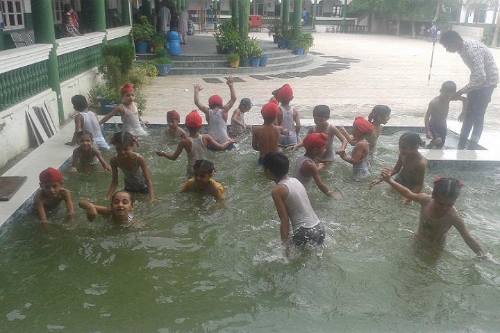 Guru Teg Bahadur International School-Swimming Pool