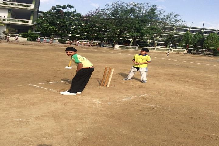 Guru Teg Bahadur International School-Sports