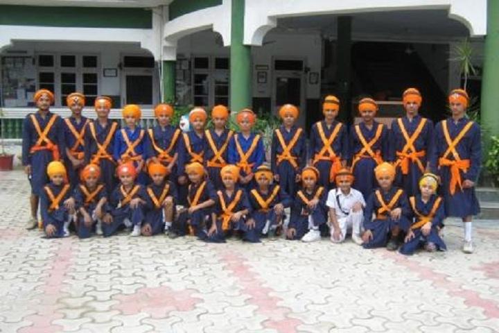 Guru Teg Bahadur International School-Gatka Performance