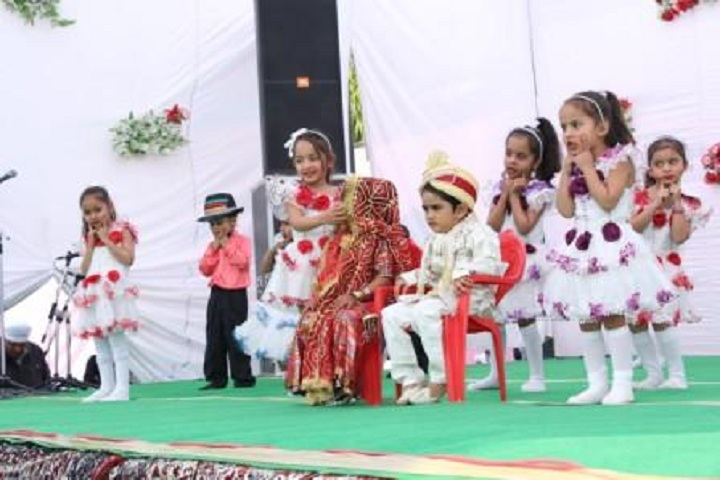 Guru Teg Bahadur International School-Drama