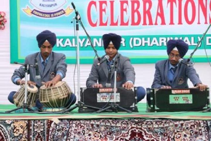 Guru Teg Bahadur International School-Music