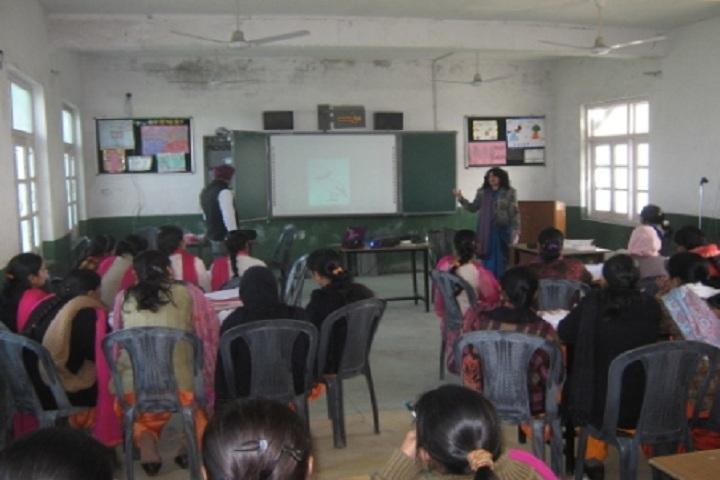 Guru Teg Bahadur International School-Workshop