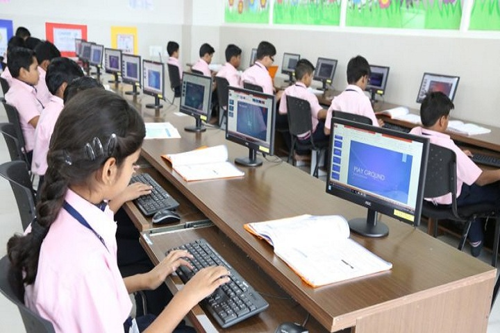 Gobind International Public School-Computer Lab