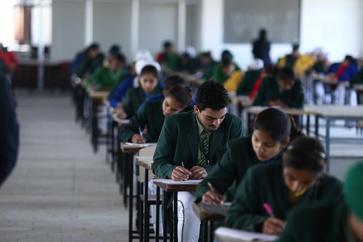 Gobind International Public School-Examination Hall