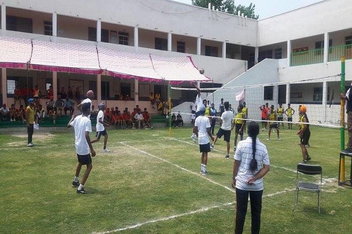 Revel Dale Public School-Sports