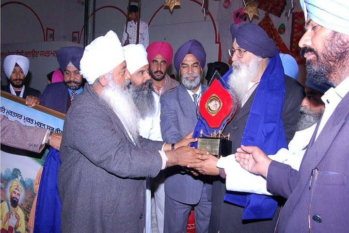 Sant Baba Gurmukh Singh International School-Award Presentation