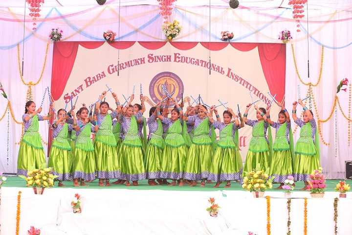 Sant Baba Gurmukh Singh International School-Dhandiya