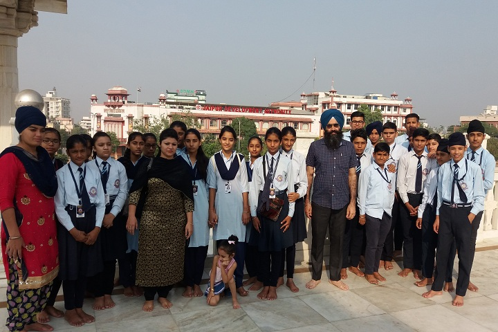 Sant Baba Gurmukh Singh International School-Tour