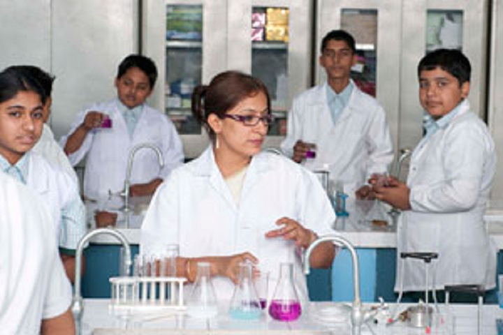 Holy Family Convent School-Chemistry Lab