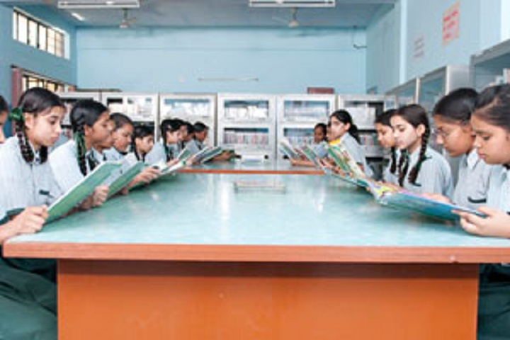 Holy Family Convent School-Library