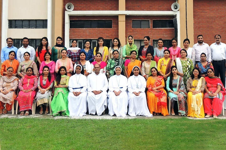 Holy Family Convent School-Staff