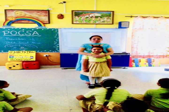 Carol Convent School-Awarness Program