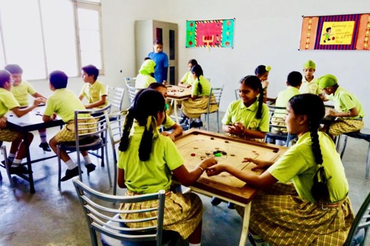 Carol Convent School-Indoor Games