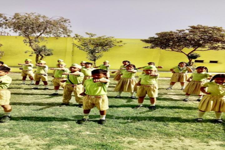 Carol Convent School-Martial Arts