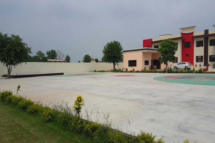 U K International School-Basketball Court