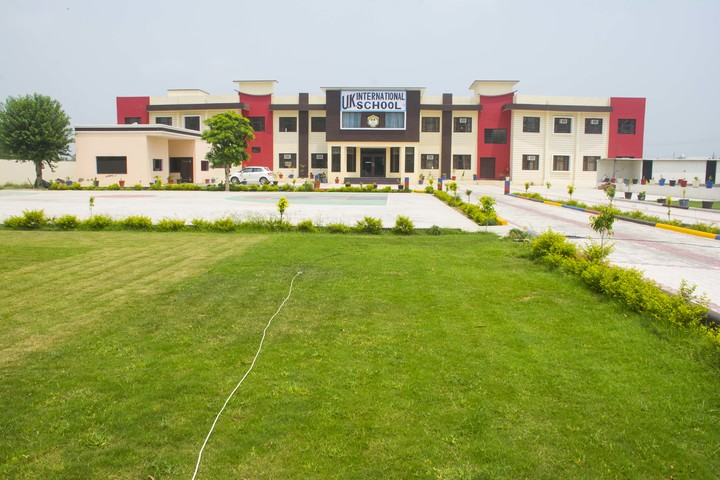 U K International School-Campus
