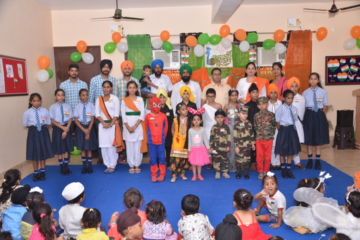 U K International School-Fancy Dress