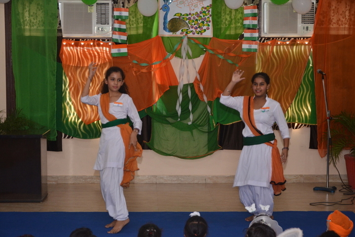 U K International School-Independence Day