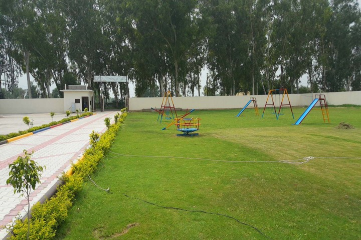 U K International School-Kids Park