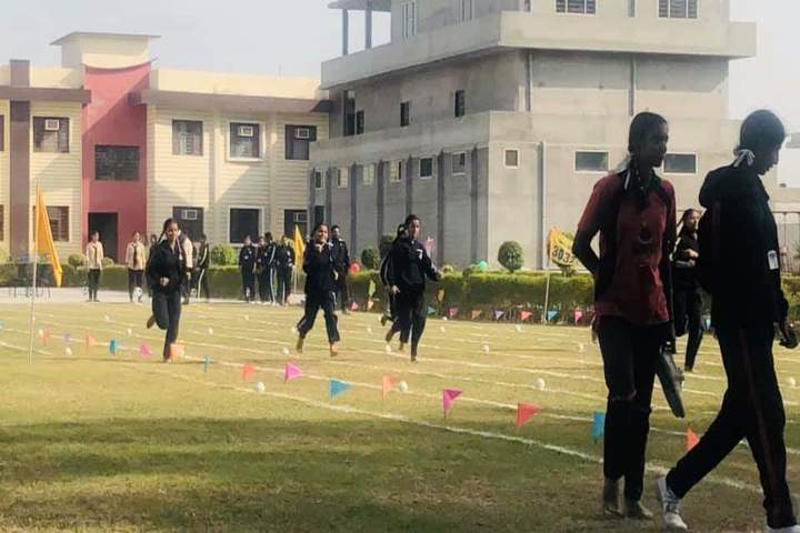 U K International School-Sports Meet