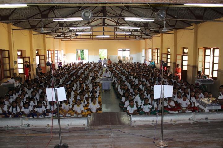 Sophia High School-Auditorium