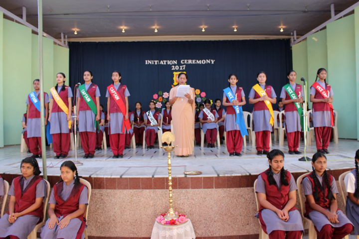 Sophia High School-Investiture Ceremony