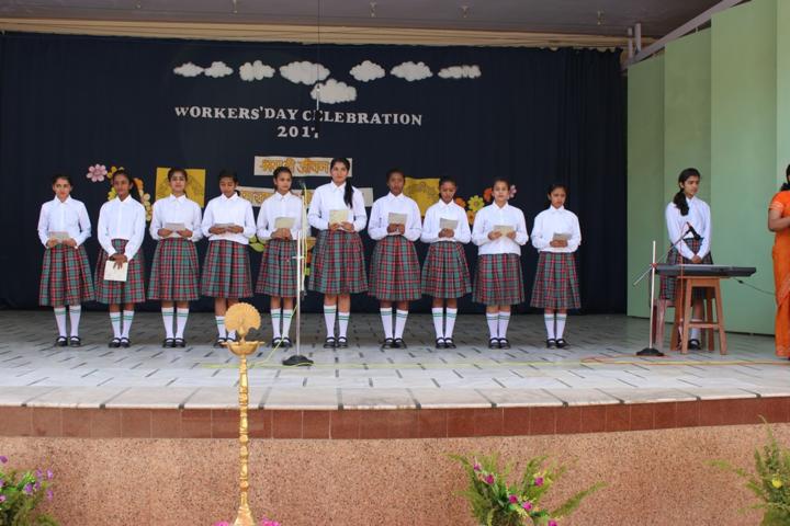 Sophia High School-Workers Day