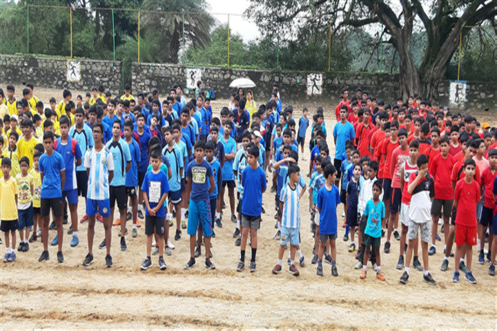 St Marys High School-Sports Day