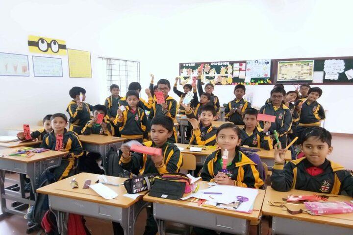 The Laidlaw Memorial School Junior College-Class Activity