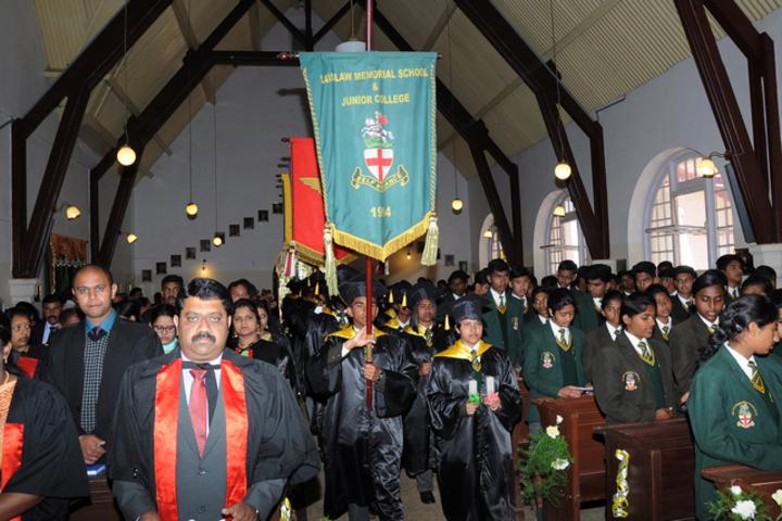 The Laidlaw Memorial School Junior College-Convocation Celebration