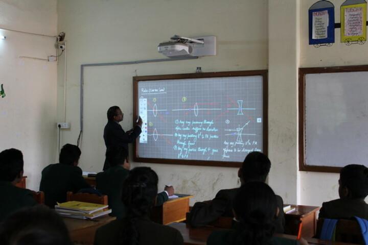 The Laidlaw Memorial School Junior College-Digital Class Room