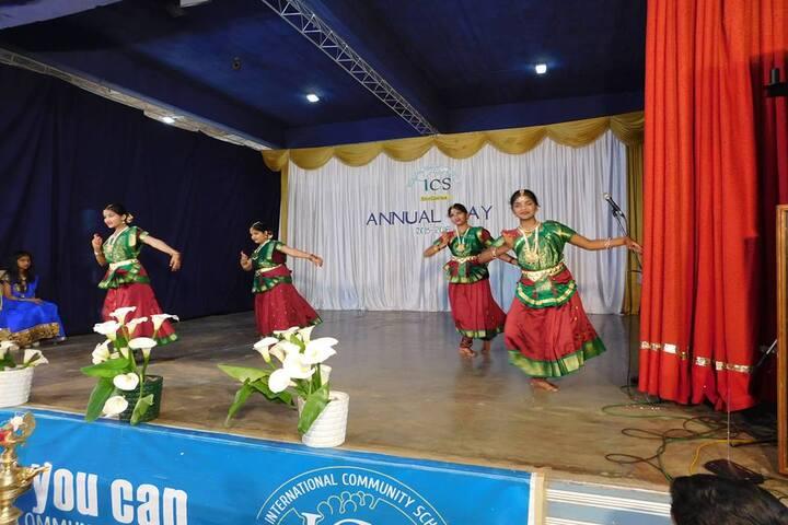 International Community School Junior College-Annual Day